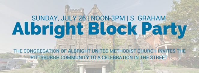 Albirght Community Block Party
